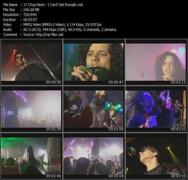 Chyp-Notic video screenshot