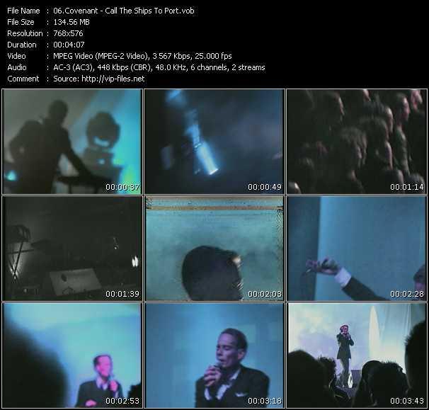 Covenant video screenshot