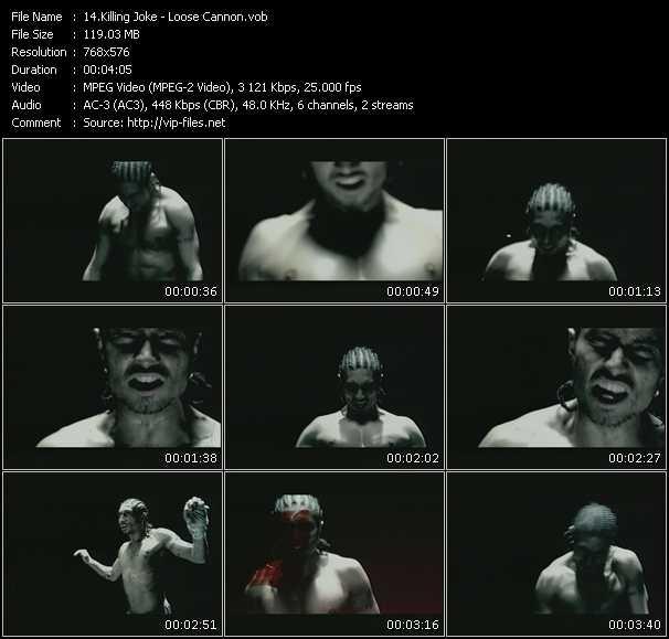 Killing Joke video screenshot