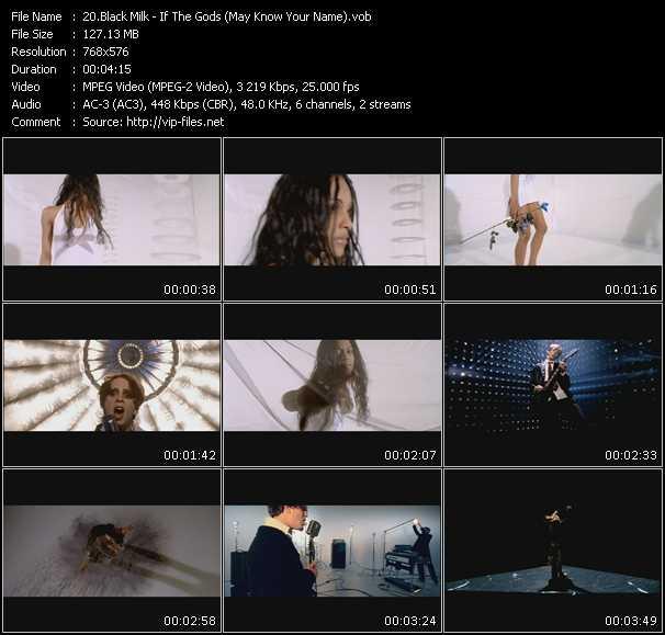 Black Milk video screenshot