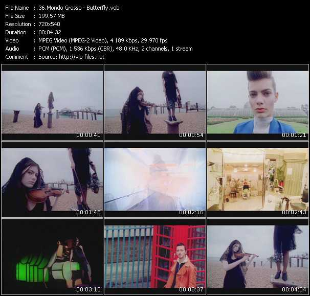 Mondo Grosso video screenshot