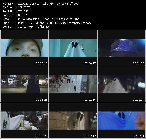 video Ghosts N Stuff screen