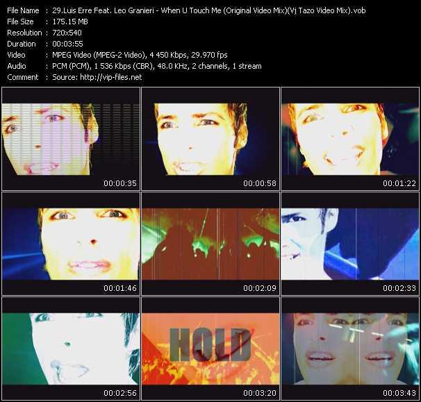Luis Erre Feat. Leo Granieri video screenshot