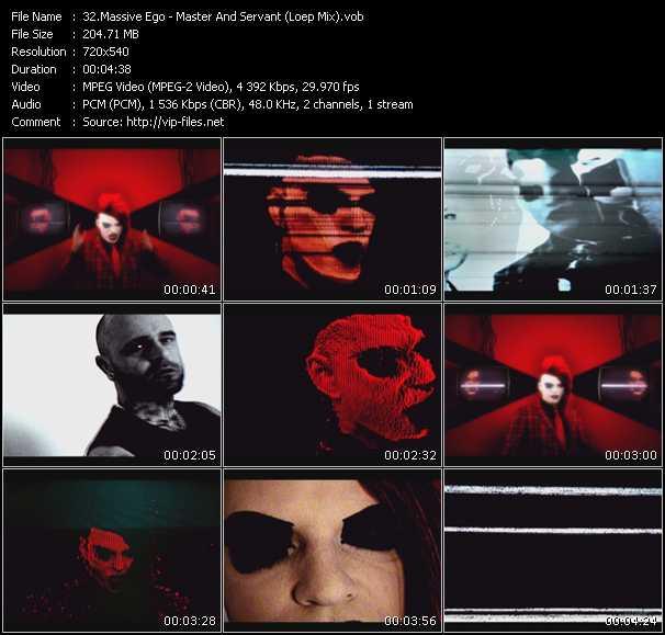 Massive Ego video screenshot
