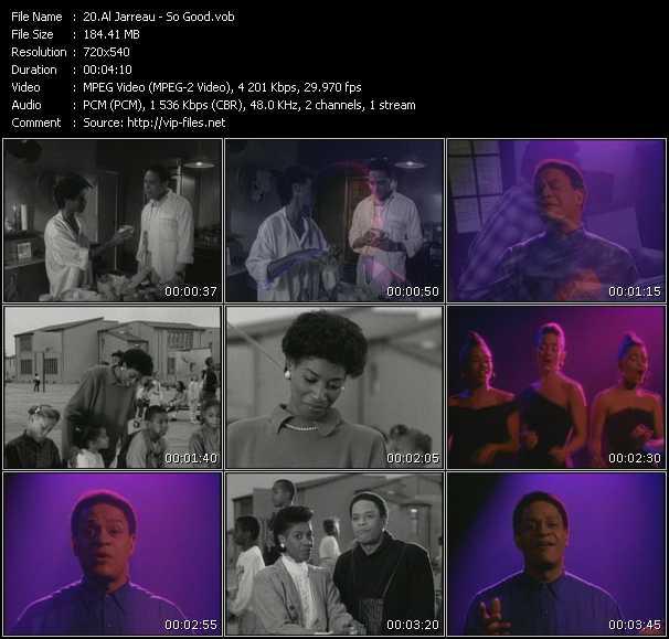 Al Jarreau video screenshot