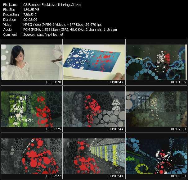 Faunts video screenshot