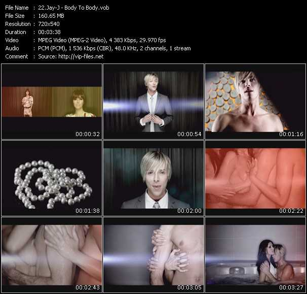 Jay-J video screenshot