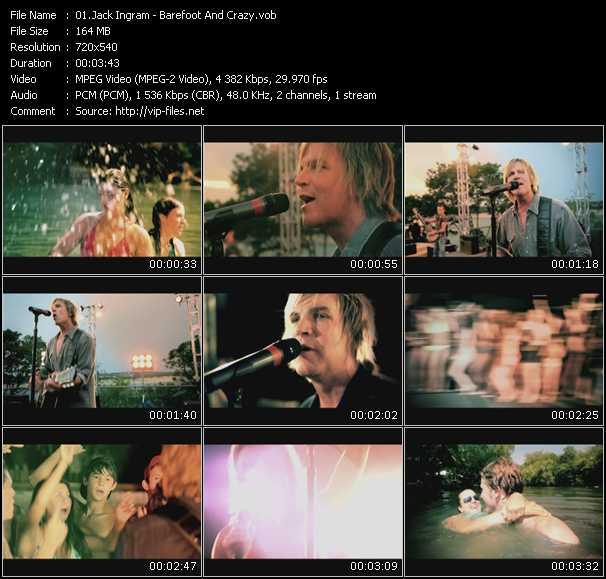 Jack Ingram video screenshot