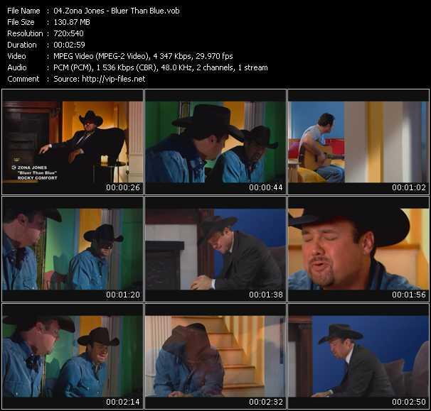 Zona Jones video screenshot