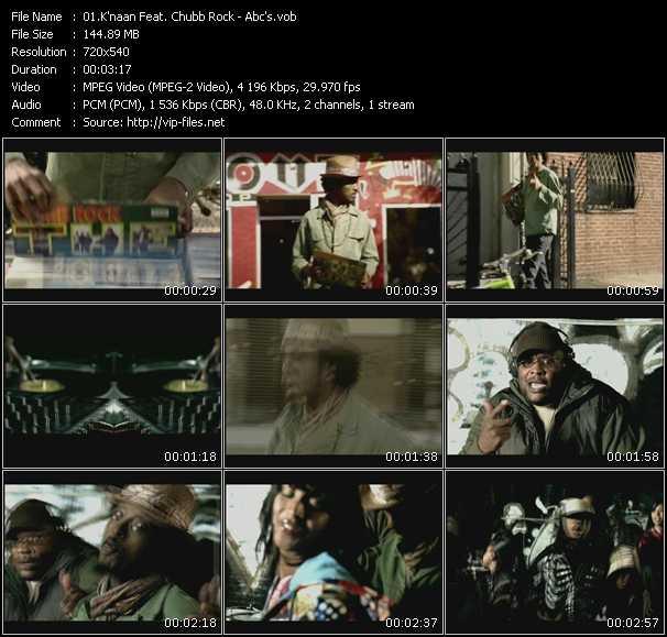 K'Naan Feat. Chubb Rock video screenshot