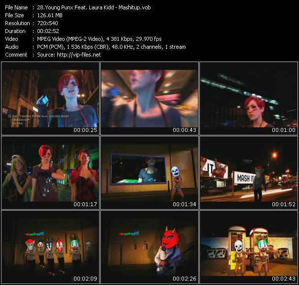 Young Punx Feat. Laura Kidd video screenshot