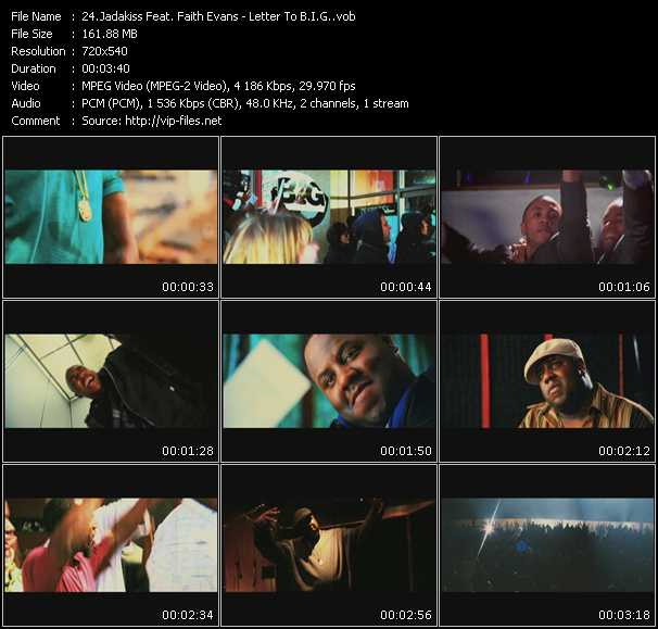 Jadakiss Feat. Faith Evans video screenshot
