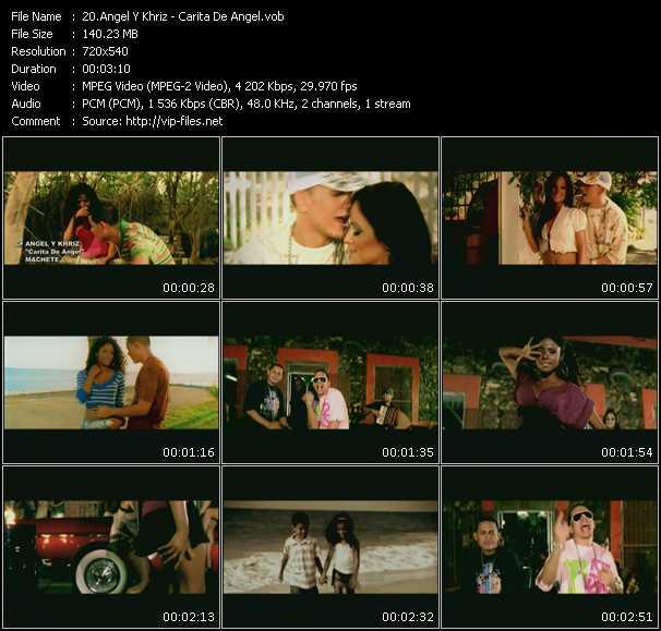 Angel And Khriz video screenshot