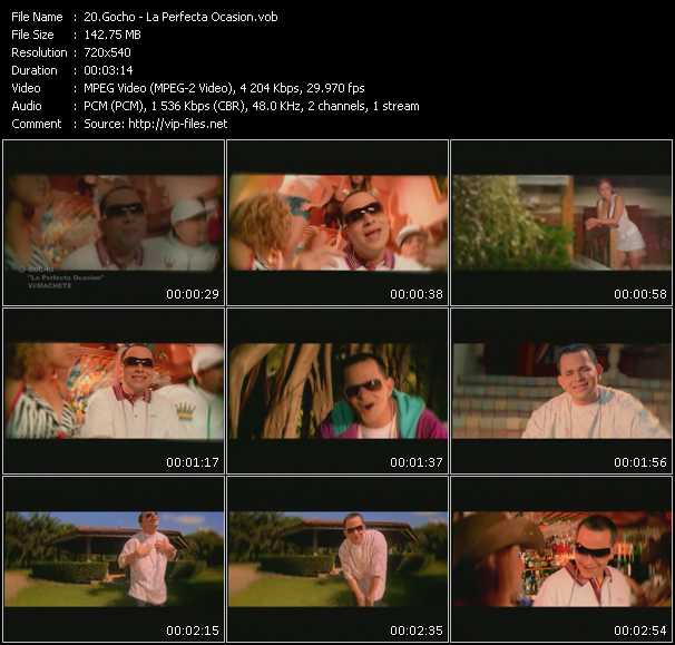 Gocho video screenshot