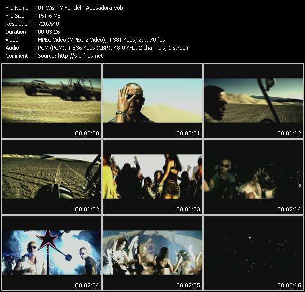 video Abusadora screen