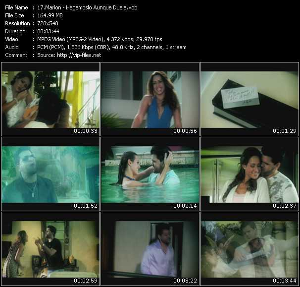 Marlon video screenshot