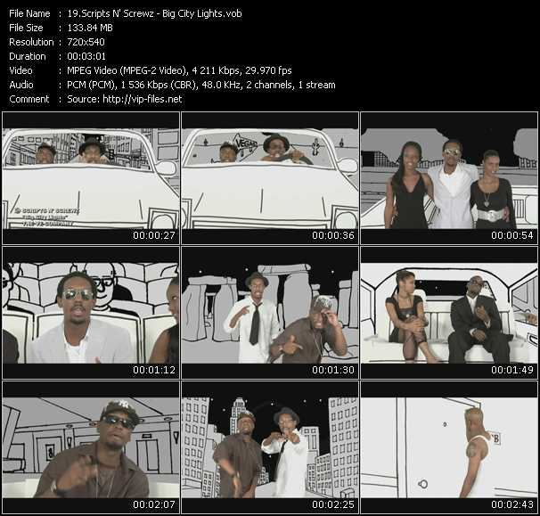 Scripts N' Screwz video screenshot