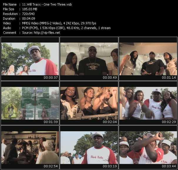 Will Traxx video screenshot