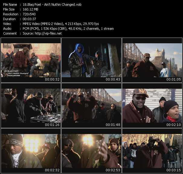 Blaq Poet video screenshot