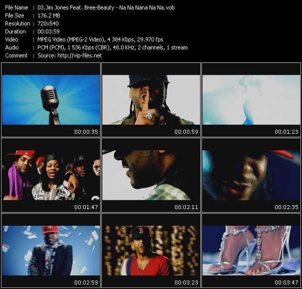Jim Jones Feat. Bree-Beauty video screenshot