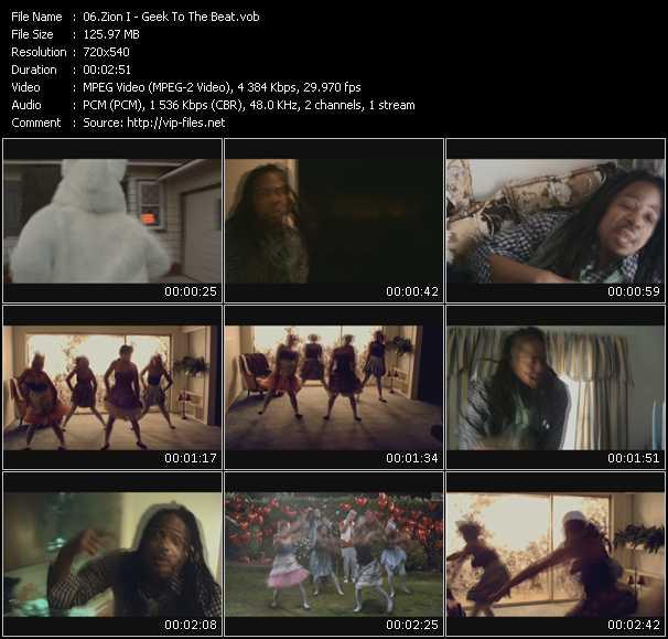 Zion I video screenshot