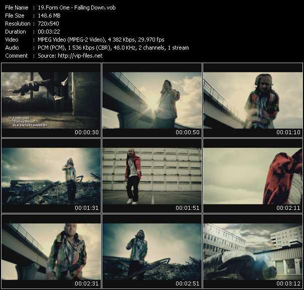 Form One video screenshot