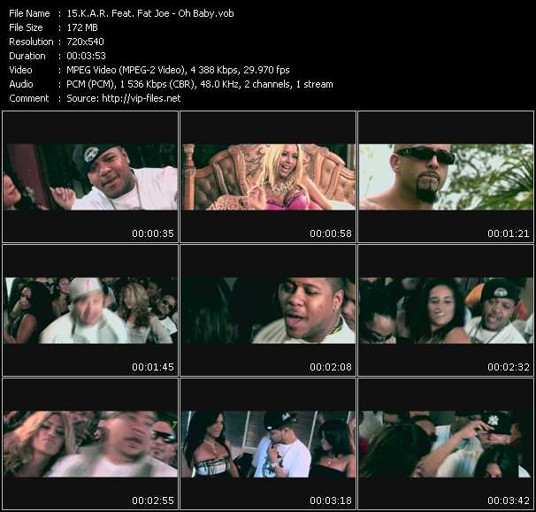 K.A.R. Feat. Fat Joe video screenshot