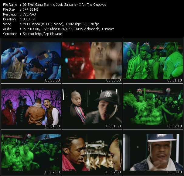 Skull Gang Starring Juelz Santana video screenshot