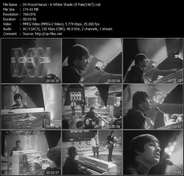Procol Harum video screenshot