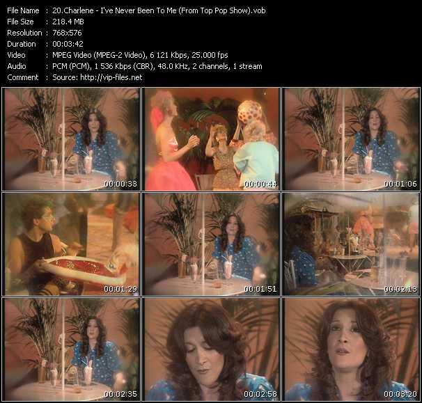 Charlene video screenshot