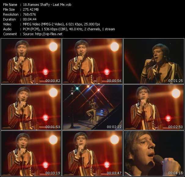 Ramses Shaffy video screenshot