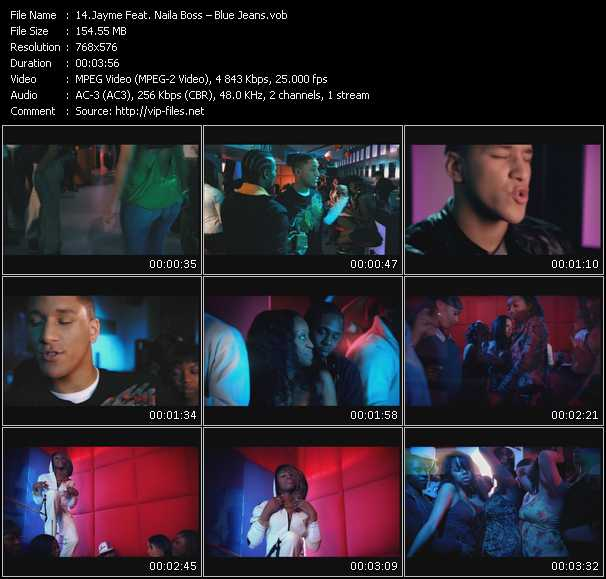 Jayme Feat. Naila Boss video screenshot