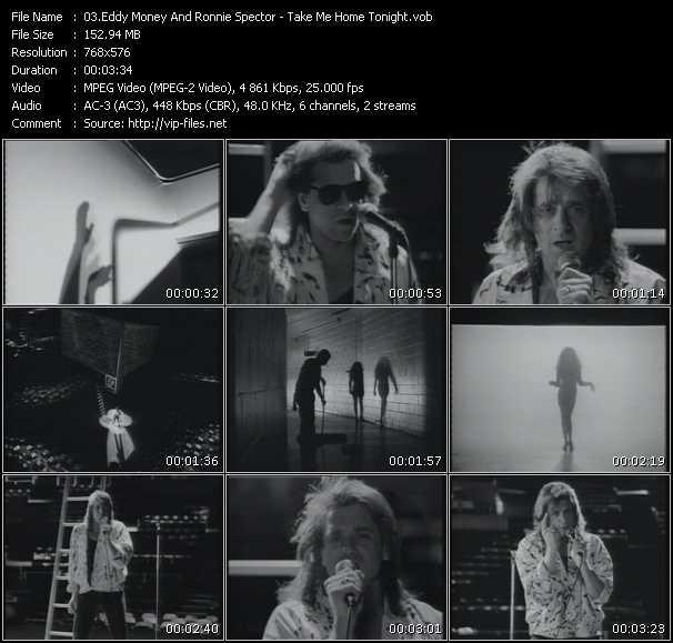Eddie Money And Ronnie Spector video screenshot