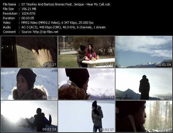 Timofey And Bartosz Brenes Feat. Jerique video screenshot