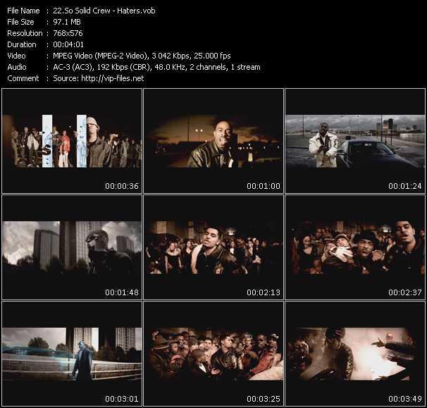 So Solid Crew video screenshot