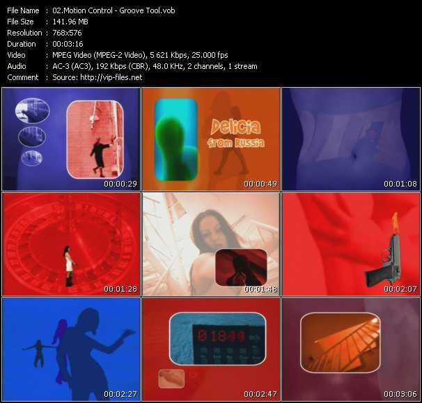 Motion Control video screenshot