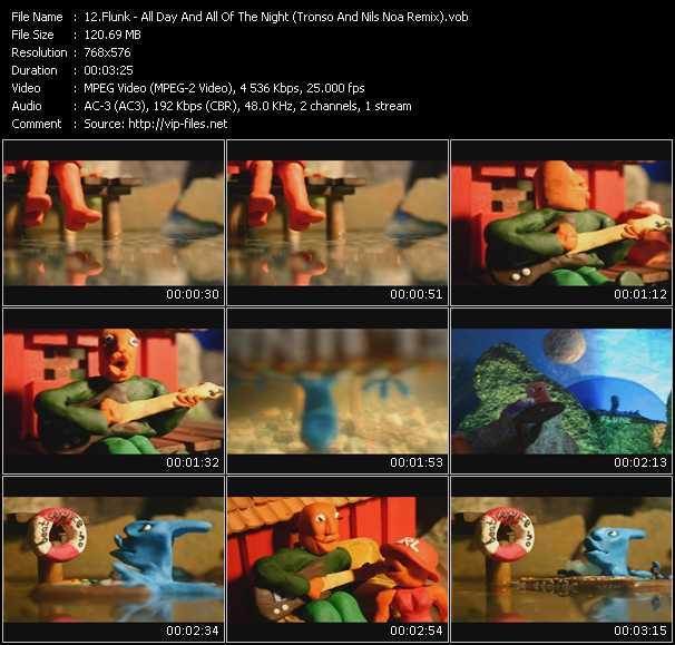 Flunk video screenshot