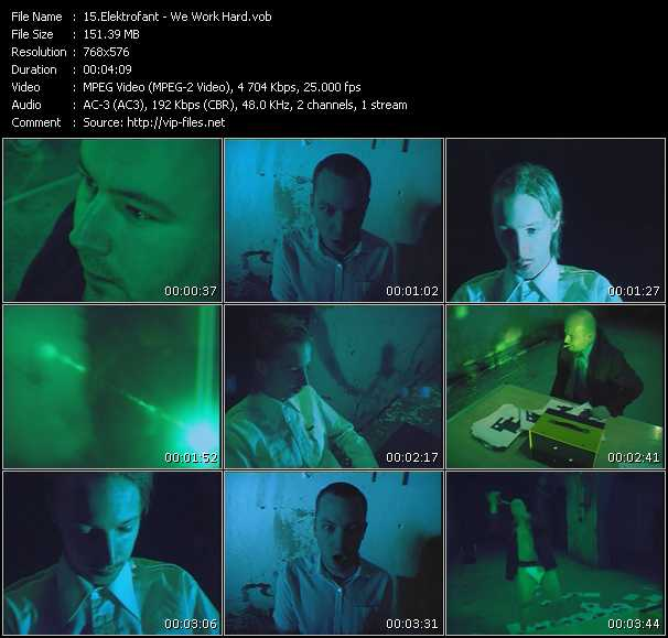 Elektrofant video screenshot