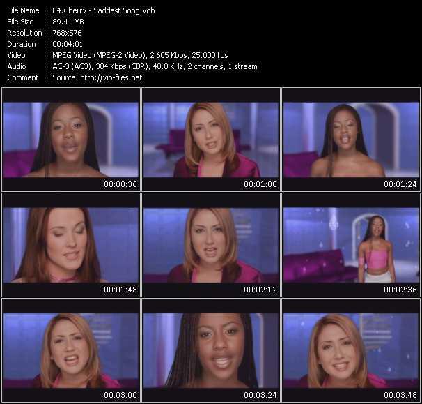 Cherry video screenshot