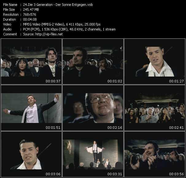 Die 3 Generation video screenshot
