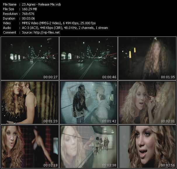 Agnes video screenshot