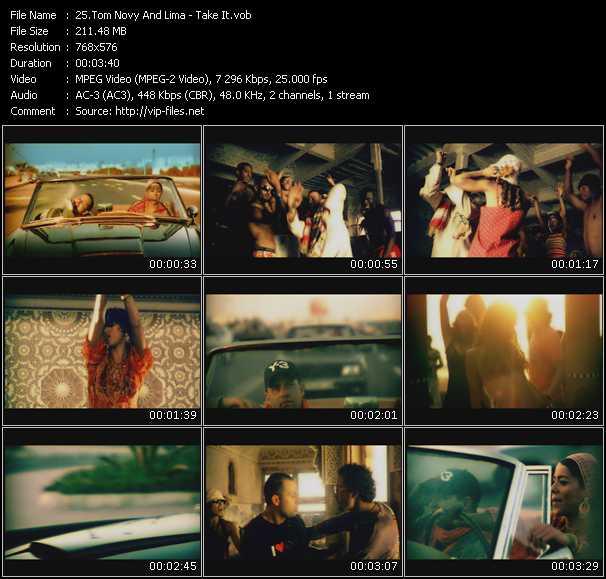 Tom Novy And Lima video screenshot