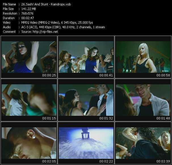Sash! And Stunt video screenshot