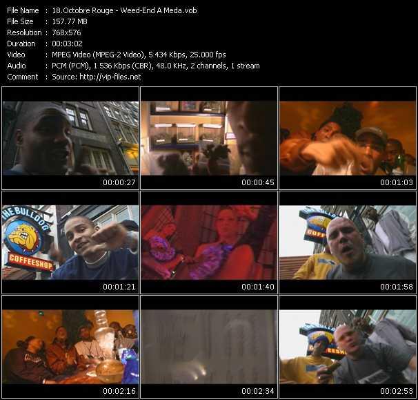 Octobre Rouge video screenshot