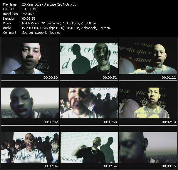 Kamnouze video screenshot