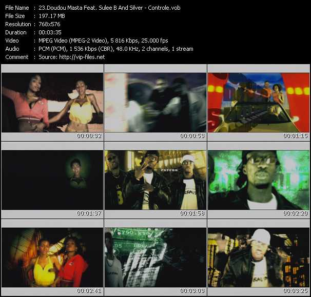 Doudou Masta Feat. Sulee B And Silver video screenshot