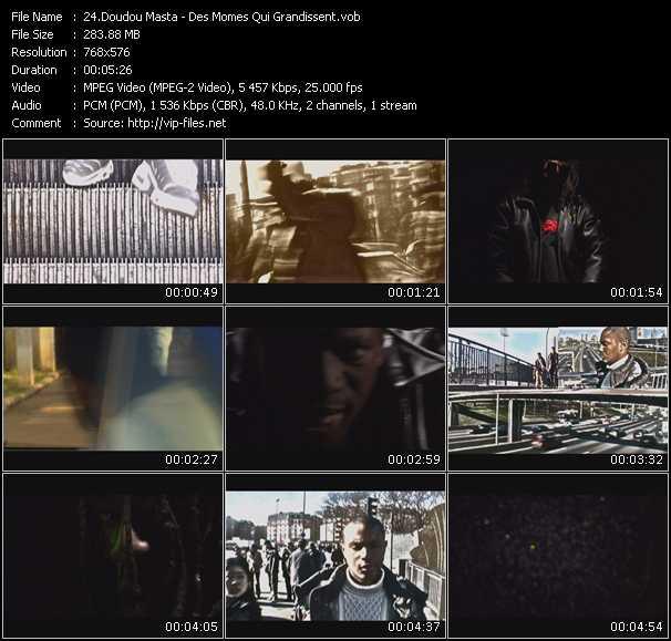 Doudou Masta video screenshot