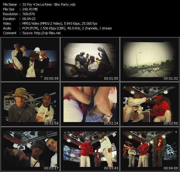 Psy 4 De La Rime video screenshot