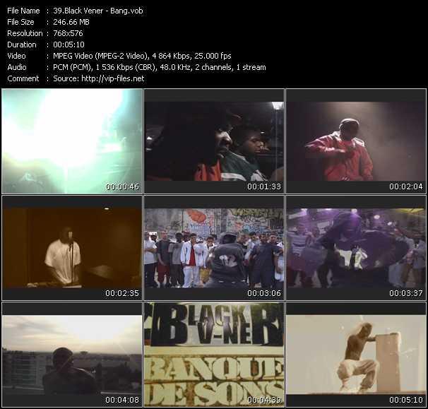 Black Vener video screenshot