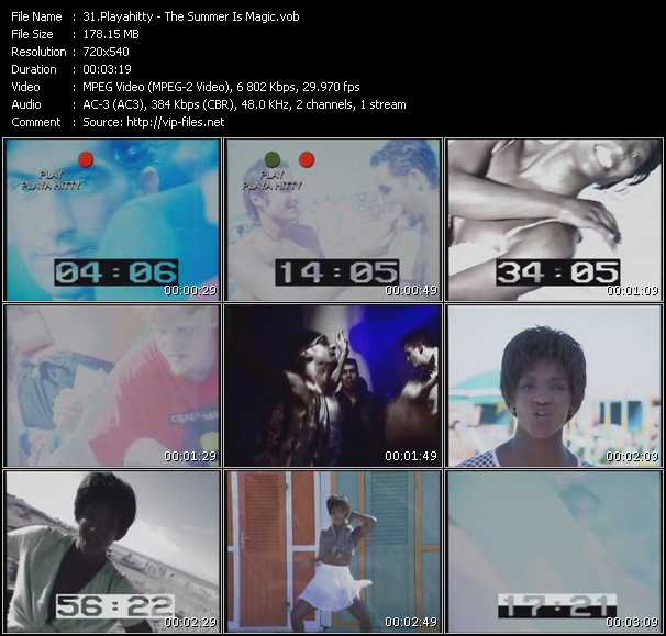 video The Summer Is Magic screen